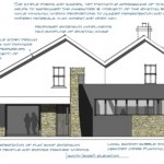 modern home extension design for listed period building posted in House Plans  section of irishplans.com by midlands and dublin based architects specialising in bespoke one-off house plans and extensions across ireland filename: modern-contemporary-home-extension-to-listed-building2-150x150 .jpg