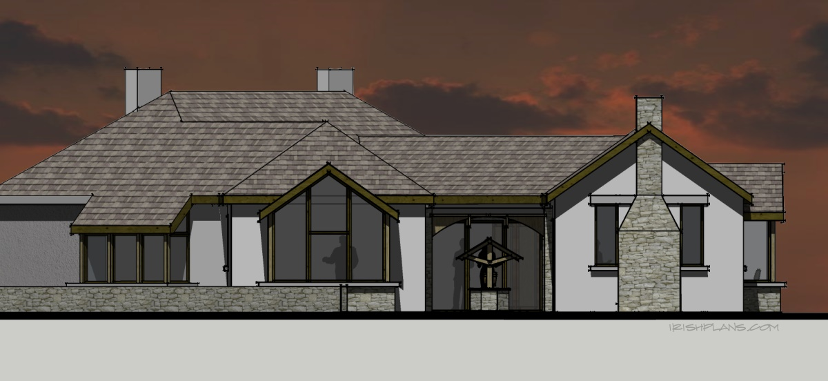 Architects Houseplans House Plans Extensions