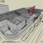 contemporary cutting edge design for retail park at clonmel