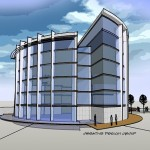 proposed landmark commercial offices space to athlone gateway