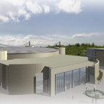 midlands sports centre 8000 seater arena 200million euro development