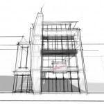 Eyre Square Conceptual Design proposal for Supermacs