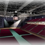 Multi-function 8000 seater Arena to midlands ireland by P.McDonagh