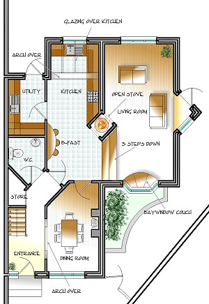 Affordable Home Plans Lake together with Tiny Maine Cottage Is  pletely Self Sustainable additionally 700 Sq Ft Tiny House Floor Plans also Ideas For Small Bedrooms Pinterest further Interesting Small Home Design Plan With 2 Bedroom And  plete Area. on tiny cottage floor plans