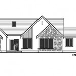 Dwelling house design for lecarrow, kiltoom, roscommon