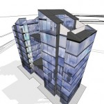 Landmark office tower concept to Midlands Gateway development
