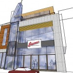 supermacs eyre square galway proposed extension and development