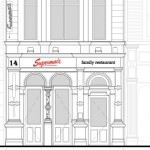 westmoreland street restaurant design to listed building