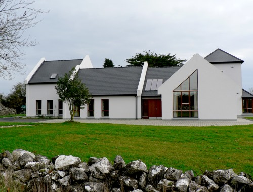 Modern Irish House Architecture