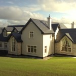 extension and renovations to existing bungalow at ballykeeran