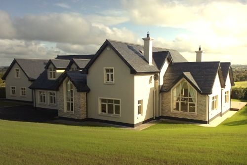 House plans and design modern house plans in ireland for Bungalow designs ireland
