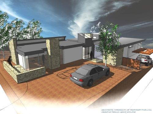 Creative Design Peadar Contemporary House Athlone