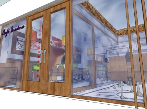 3d store design joy studio design gallery best design for Coffee shop design software