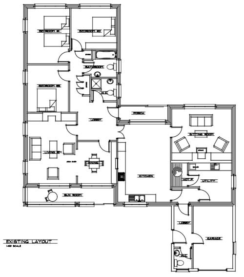 Creative Design 40sq M Architect Designed Extension To
