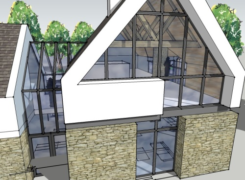 Creative Design Modern House Design In Galway 8