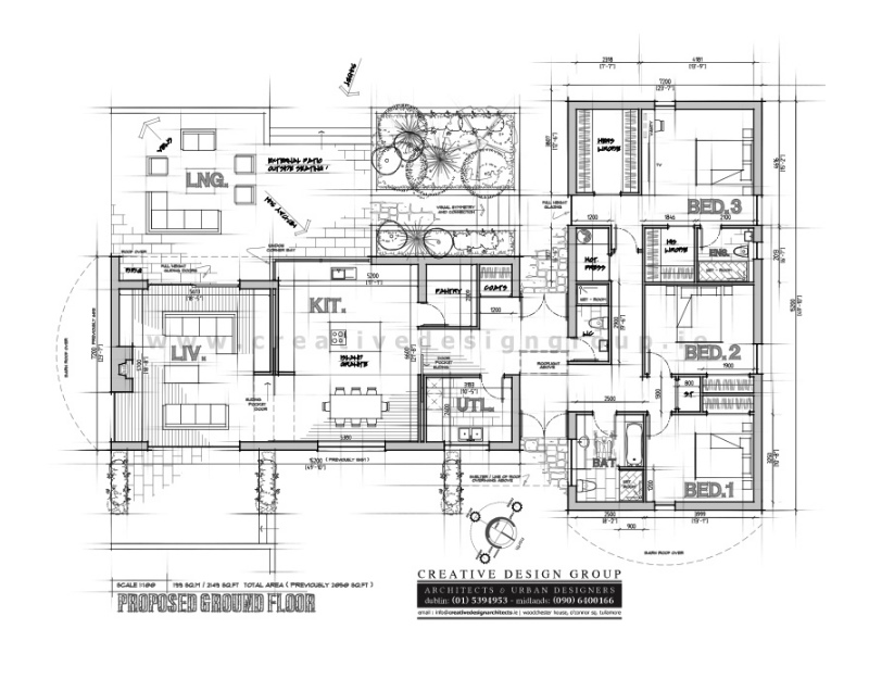 barn-style-dwelling-house-with-barrel-roof-curve-architects-sketch-design-layout-plan